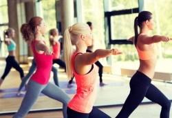 Тонизирайте тялото си! 4 тренировки по комбинирана гимнастика в Студио за аеробика и танци Фейм! - Снимка