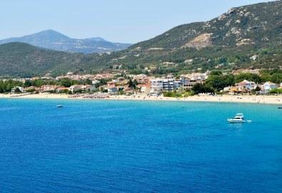 За 1 ден на плаж до Неа Ираклица в Гърция! Транспорт, включена медицинска застраховка и водач от Глобус Турс! - Снимка