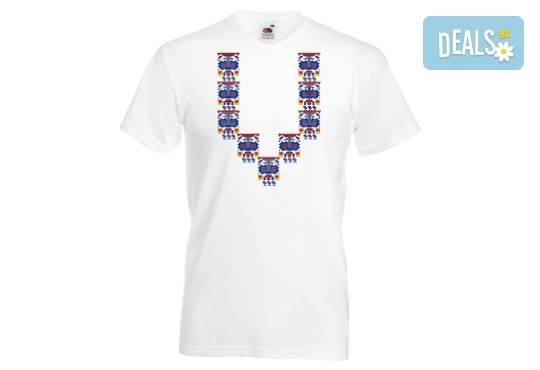 Тениски с индивидуален дизайн - снимка или картинка по избор на клиента, от Хартиен свят! - Снимка 4