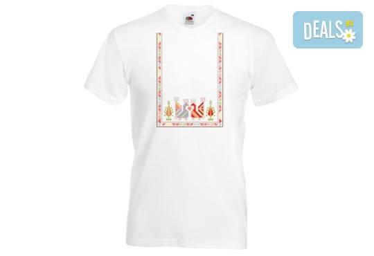 Тениски с индивидуален дизайн - снимка или картинка по избор на клиента, от Хартиен свят! - Снимка 7