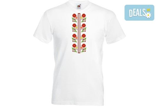 Тениски с индивидуален дизайн - снимка или картинка по избор на клиента, от Хартиен свят! - Снимка 8