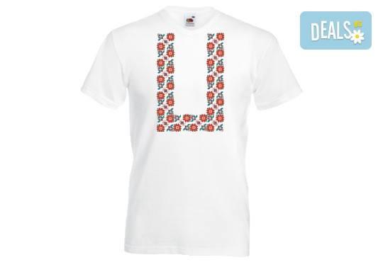 Тениски с индивидуален дизайн - снимка или картинка по избор на клиента, от Хартиен свят! - Снимка 10
