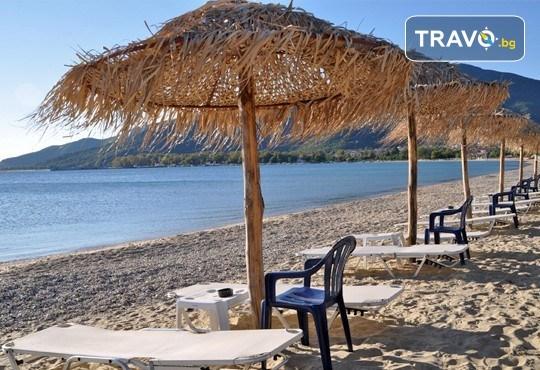 На плаж в Ставрос, Гърция, за 1 ден през лятото! Транспорт с дневен или нощен преход, водач и включена медицинска застраховка от Глобус Турс! - Снимка 3