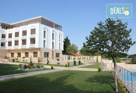 Почивка през лятото в Силиври, Турция! 3 нощувки със закуски и вечери в Hotel Selimpaşa Konağı 5*, ползване на турска баня и сауна, възможност за посещение на Истанбул! - Снимка 2