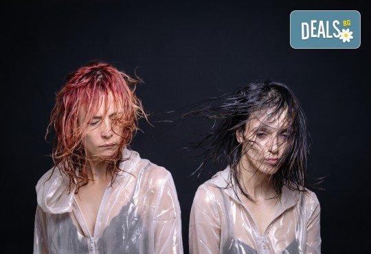 Комедията Пияните с Весела Бабина, Геро и Анастасия Лютова на 30-ти юни (неделя) в Малък градски театър Зад канала! - Снимка 6