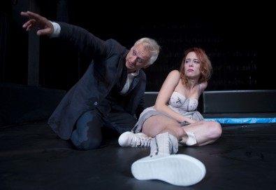 Комедията Пияните с Весела Бабина, Геро и Анастасия Лютова на 30-ти юни (неделя) в Малък градски театър Зад канала! - Снимка