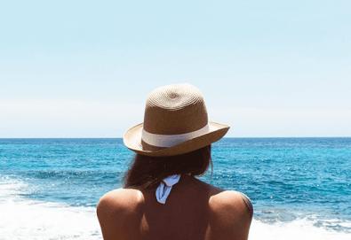 Слънце, море и плаж за 1 ден в Ставрос, Гърция! Транспорт и водач от Дениз Травел! - Снимка