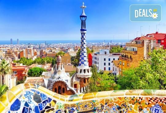 Барселона, Милано, Френска ривиера: самолетни билети, 5 нощувки със закуски, водач