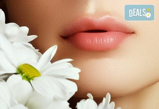 Поставяне на 1.1мл. хиалуронов филър на устни в Станиели – естетични процедури и масажи! - Снимка 1