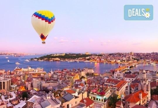 Екскурзия през септември до Истанбул и Одрин със Запрянов Травел! 2 нощувки със закуски, транспорт, водач и посещение на мол Истанбул! - Снимка 1