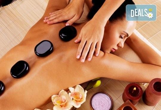 Подарете си прохлада с ревитализиращ масаж със студени вулканични камъни и комплимент в SPA център Senses Massage & Recreation! - Снимка 3