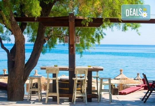 Специални цени за почивка на о. Тасос за период по избор с ТА Солвекс! 7 нощувки със закуски и вечери в Christos Studios 2*, Лименария, транспорт - Снимка 7