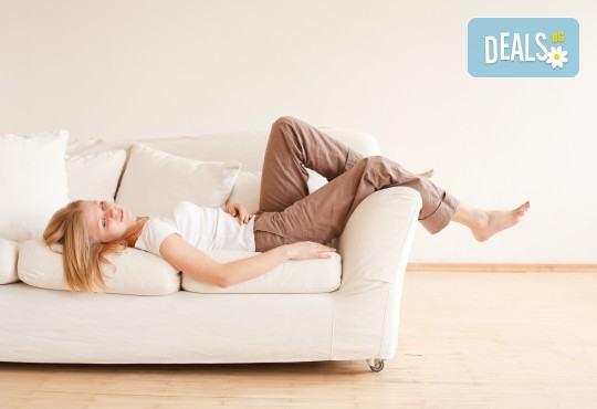 Пране до 6 седящи места - мека мебел или столове + пране на матрак или килим от Корект Клийн! - Снимка 1