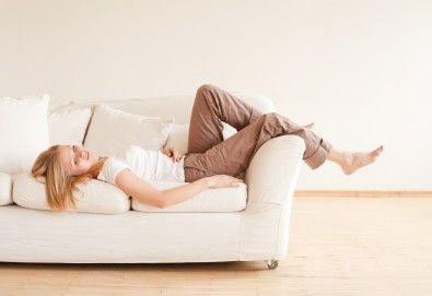 Пране до 6 седящи места - мека мебел или столове + пране на матрак или килим от Корект Клийн! - Снимка