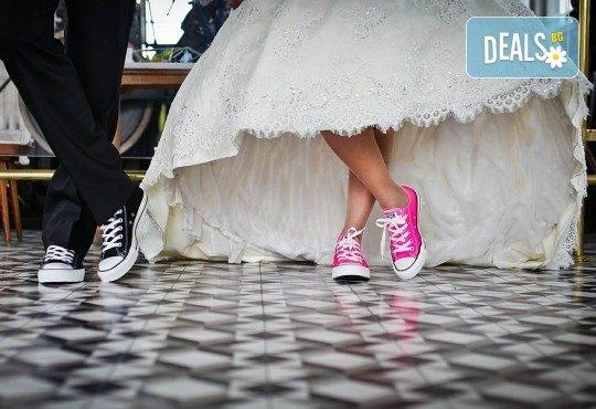 За Вашата сватба! Хореография за първи сватбен танц при квалифициран танцов инструктор от Sofia International Music & Dance Academy! - Снимка 3