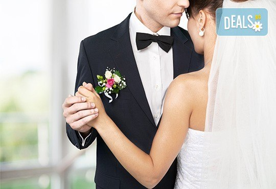 За Вашата сватба! Хореография за първи сватбен танц при квалифициран танцов инструктор от Sofia International Music & Dance Academy! - Снимка 1