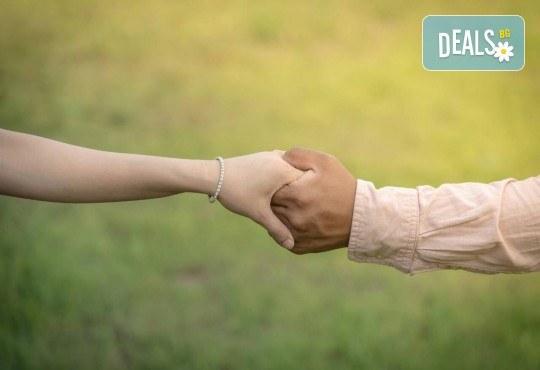 За Вашата сватба! Хореография за първи сватбен танц при квалифициран танцов инструктор от Sofia International Music & Dance Academy! - Снимка 5