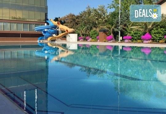 Почивка в Kumburgaz Marin Princess 5*, с участие в парти на Криско! 2 нощувки със закуски, ползване на открит и закрит басейн, сауна, турска баня и фитнес! - Снимка 5