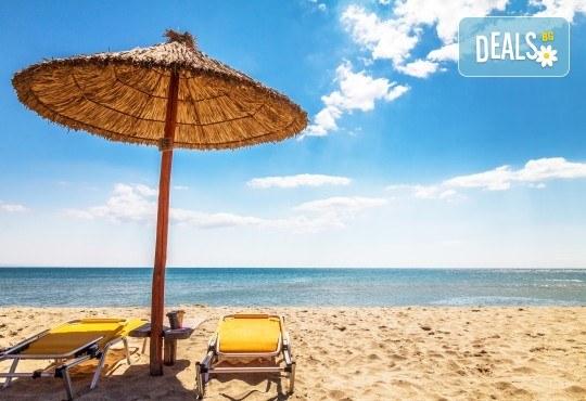 Лятна почивка в Паралия Катерини, Гърция: 5 нощувки, закуски и вечери, транспорт