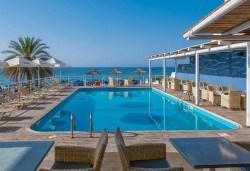 На супер цена! Почивка на о. Крит с чартърна програма от ТА Солвекс! 7 нощувки със закуски и вечери в Stalis Hotel 3*, самолетен билет с включени летищни такси, багаж и трансфер! - Снимка