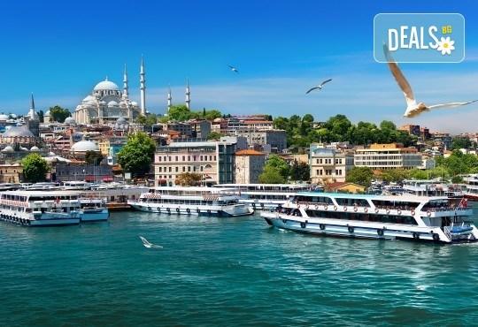 Лятна екскурзия до Истанбул и Одрин: 2 нощувки със закуски, транспорт, екскурзовод