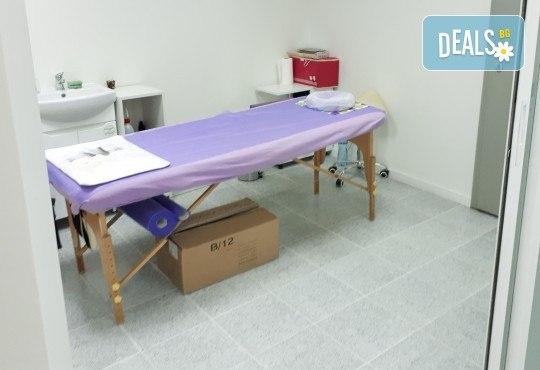 Еднодневен курс по ултразвуково уголемяване на устни и попълване на бръчки с хиалурон в NSB Beauty Center! - Снимка 6