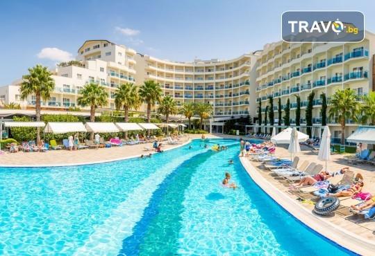 Късно лято в Sealight Resort 5*, Кушадасъ, с BELPREGO Travel ! 7 нощувки на база Ultra All Inclusive, възможност за транспорт - Снимка 1
