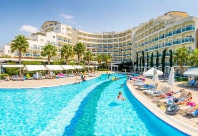 Късно лято в Sealight Resort 5*, Кушадасъ, с BELPREGO Travel ! 7 нощувки на база Ultra All Inclusive, възможност за транспорт - Снимка