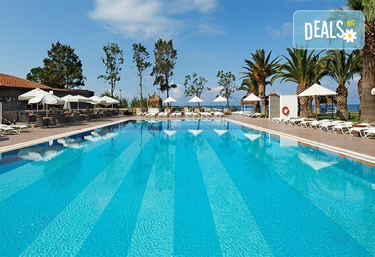 Почивка в Кушадасъ, Турция, през септември или октомври! 7 нощувки на база Ultra All Inclusive в хотел Le Bleu 5*, възможност за транспорт - Снимка 15