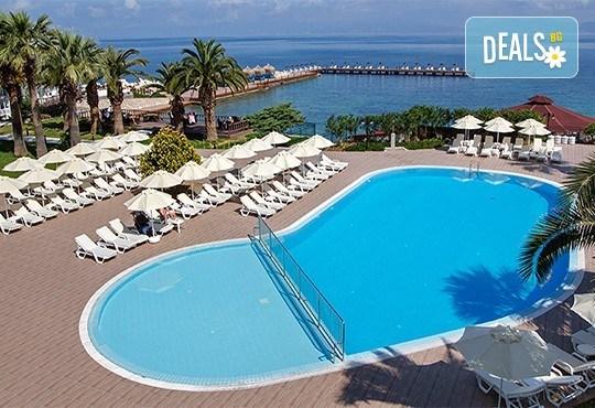Почивка в Кушадасъ, Турция, през септември или октомври! 7 нощувки на база Ultra All Inclusive в хотел Le Bleu 5*, възможност за транспорт - Снимка 14