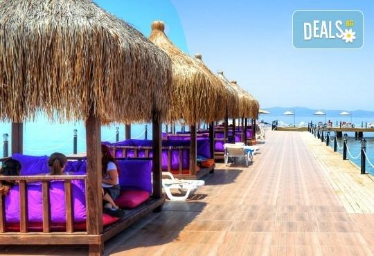 Почивка в Кушадасъ, Турция, през септември или октомври! 7 нощувки на база Ultra All Inclusive в хотел Le Bleu 5*, възможност за транспорт - Снимка 17