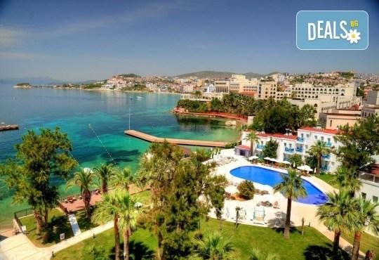 Почивка в Кушадасъ, Турция, през септември или октомври! 7 нощувки на база Ultra All Inclusive в хотел Le Bleu 5*, възможност за транспорт - Снимка 2