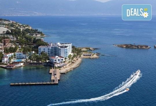 Почивка в Кушадасъ, Турция, през септември или октомври! 7 нощувки на база Ultra All Inclusive в хотел Le Bleu 5*, възможност за транспорт - Снимка 20
