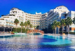 Почивка в Sea Light Resort Hotel 5*, Кушадасъ, Турция! 5 или 7 нощувки на база 24 ч. Ultra All Incl., безплатно за дете до 13 г., възможност за транспорт! - Снимка