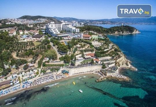 Почивка в Sea Light Resort Hotel 5*, Кушадасъ, Турция! 5 или 7 нощувки на база 24 ч. Ultra All Incl., безплатно за дете до 13 г., възможност за транспорт! - Снимка 9