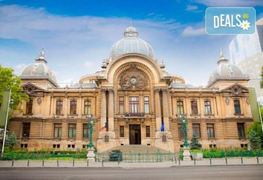 Екскурзия през юли или август до Синая и Букурещ, с възможност за посещение на Бран и Брашов! 2 нощувки със закуски, транспорт и посещение на двореца Пелеш! - Снимка 6