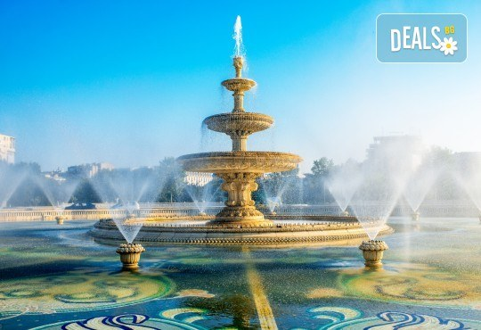 Лятна екскурзия до Синая и Букурещ: 2 нощувки и закуски, транспорт и водач