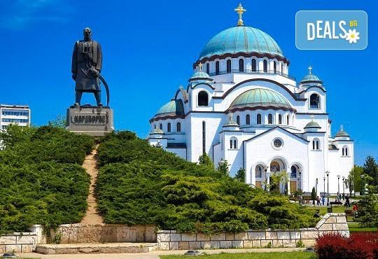 Бирен фест през август в Белград, Сърбия! 2 нощувки със закуски, транспорт, посещение на крепостта Калемегдан и църквата Св. Сава! - Снимка 2