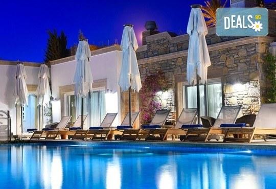 Изпратете лятото с почивка в Regnum Escana Boutique Hotel 5*, Бодрум! 3, 5 или 7 нощувки със закуски, възможност за транспорт от Регнум Травел! - Снимка 1