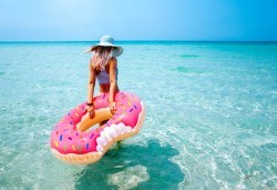 Плаж на Амолофи, Гърция, през юли! Транспорт с нощен преход и водач от туроператор Поход! - Снимка