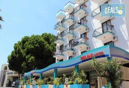 Почивка в края на лятото в Кушадасъ, Турция! 7 нощувки със закуски и вечери в Hotel Melike 2* и транспорт от туроператор Поход! - Снимка 2