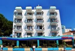 Почивка в края на лятото в Кушадасъ, Турция! 7 нощувки със закуски и вечери в Hotel Melike 2* и транспорт от туроператор Поход! - Снимка