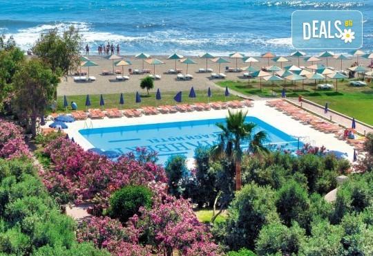 Почивка през септември в MC Mahberi Beach 4*, Алания, Турция! 7 нощувки на база All Inclusive, възможност за организиран транспорт! - Снимка 8