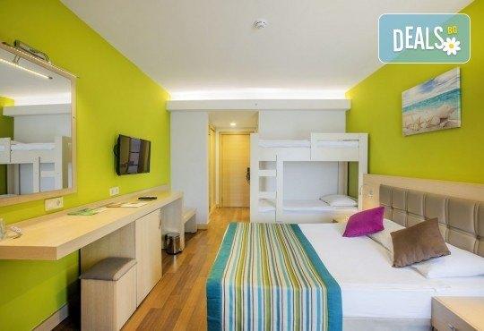 Септември в Meridia Beach Hotel 5*, Алания, Турция! 7 нощувки на база Ultra All Inclusive, възможност за организиран транспорт! - Снимка 3