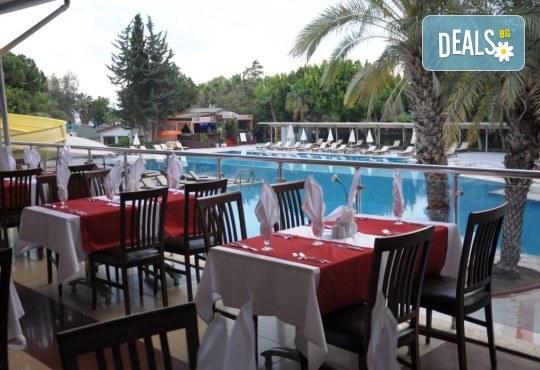 Септември в Meridia Beach Hotel 5*, Алания, Турция! 7 нощувки на база Ultra All Inclusive, възможност за организиран транспорт! - Снимка 7