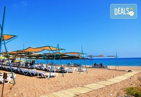 Септември в Meridia Beach Hotel 5*, Алания, Турция! 7 нощувки на база Ultra All Inclusive, възможност за организиран транспорт! - Снимка 16