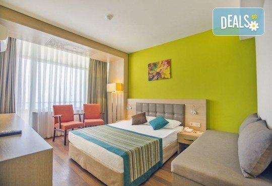 Септември в Meridia Beach Hotel 5*, Алания, Турция! 7 нощувки на база Ultra All Inclusive, възможност за организиран транспорт! - Снимка 4