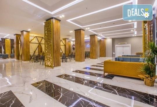 Септември в Meridia Beach Hotel 5*, Алания, Турция! 7 нощувки на база Ultra All Inclusive, възможност за организиран транспорт! - Снимка 5