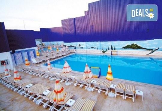 Септември в Meridia Beach Hotel 5*, Алания, Турция! 7 нощувки на база Ultra All Inclusive, възможност за организиран транспорт! - Снимка 12