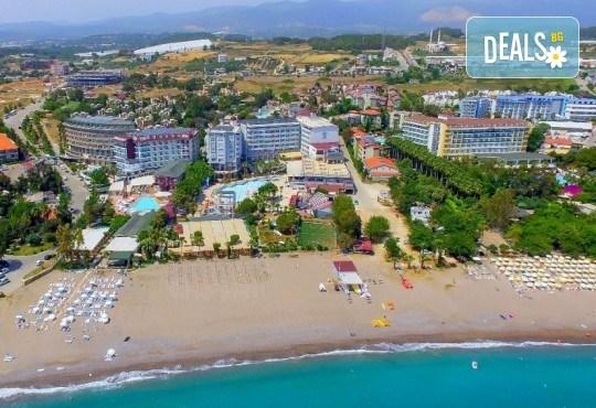 Септември в Meridia Beach Hotel 5*, Алания, Турция! 7 нощувки на база Ultra All Inclusive, възможност за организиран транспорт! - Снимка 17